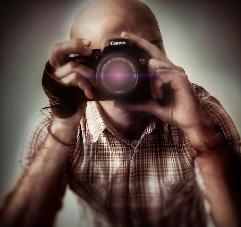 Stanleu Photographer Sepia by Stanley-ontheroad