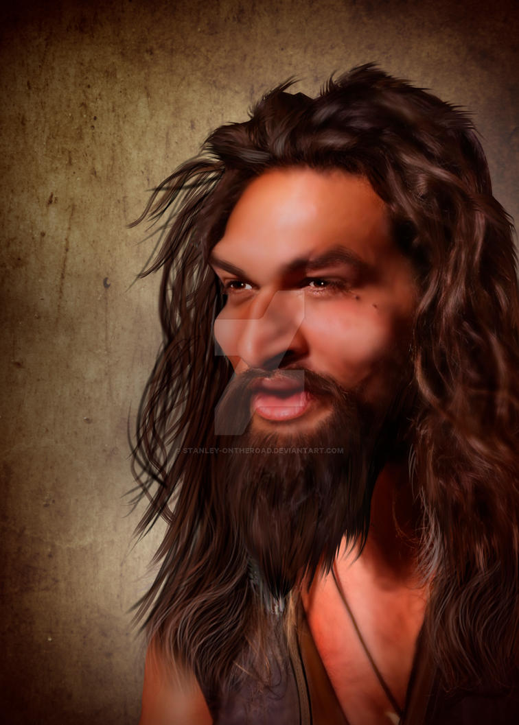 Jason Momoa by Stanley-ontheroad