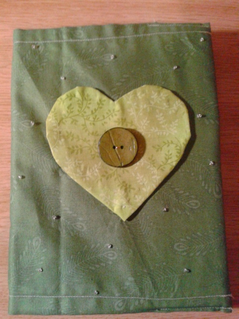 Mother's day notebook cover by Celtic-Lily