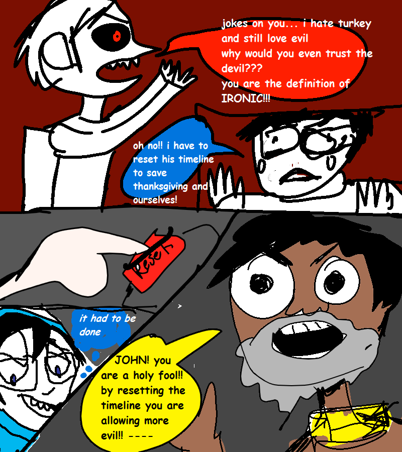 page ten   jokes on you by anti homestuck blog on deviantart