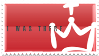 World Youth Day Madrid Stamp 2 by troisnyxetienne