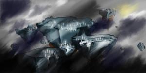 Land of the Dead (Sheol Concept Art)