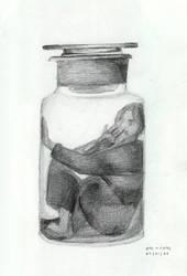 Daniel in a Bottle