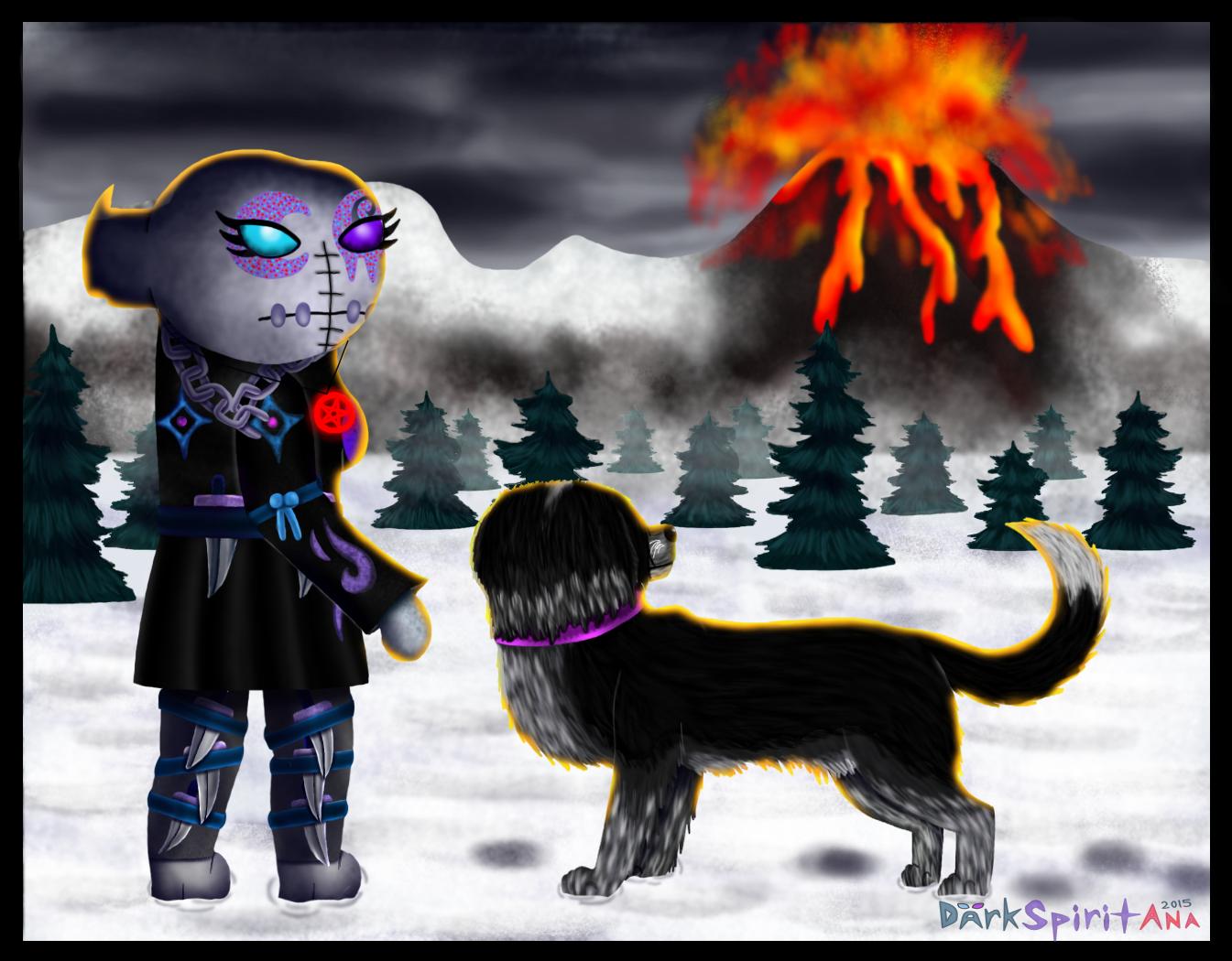 .:Hell is Coming:. by DarkMageVarja