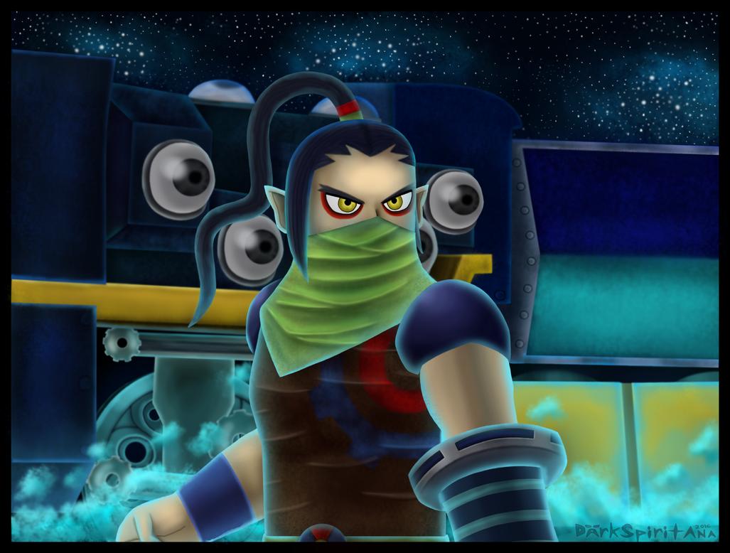 .:Demon Train:. by DarkMageVarja