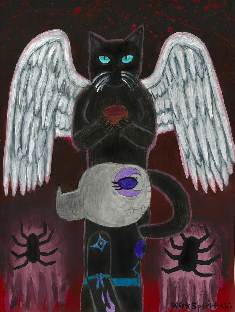 .:I Wish I Had An Angel:. by DarkWindCimba