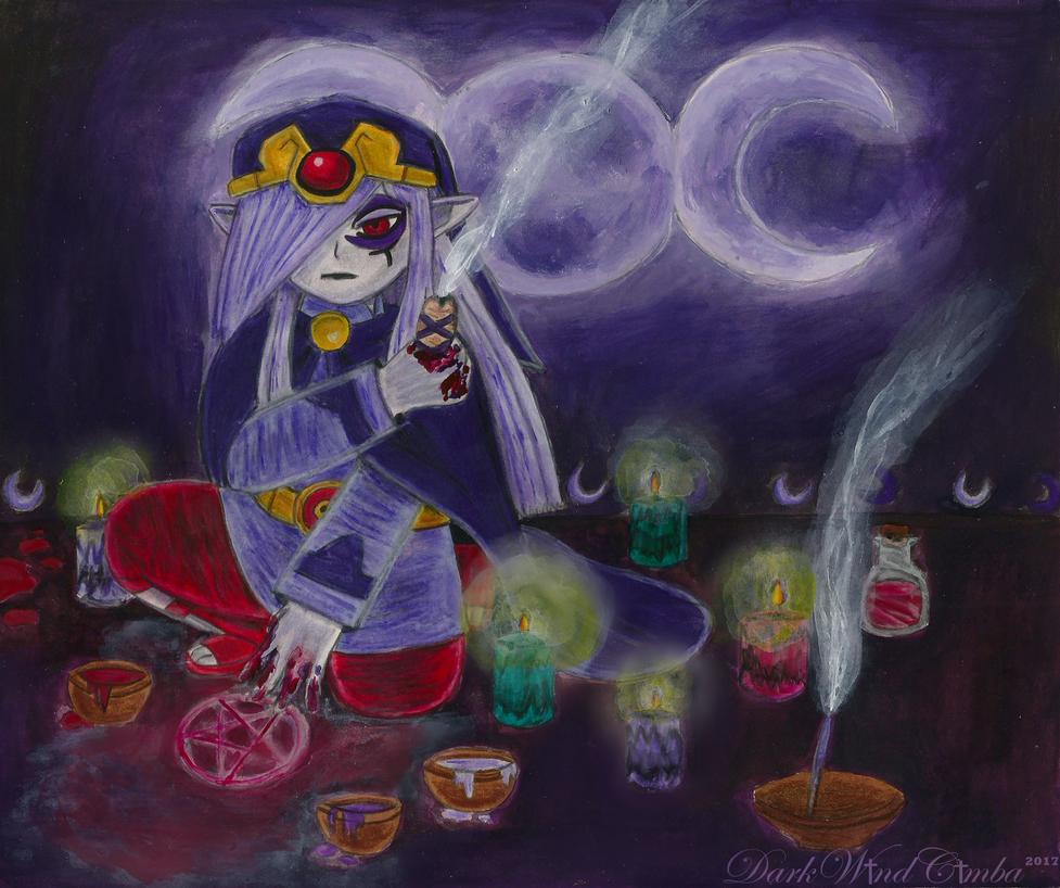 .:Dark Spirit:. by DarkMageVarja