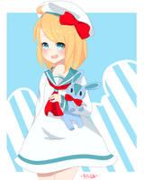 Sailor Girl by RuRu-Rika
