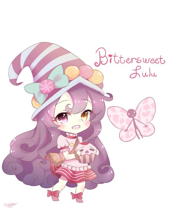 Bittersweet Lulu by RuRu-Rika