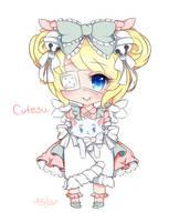 GC. Cutesu by RuRu-Rika