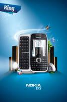 Nokia E75 by Ahmadrefaat