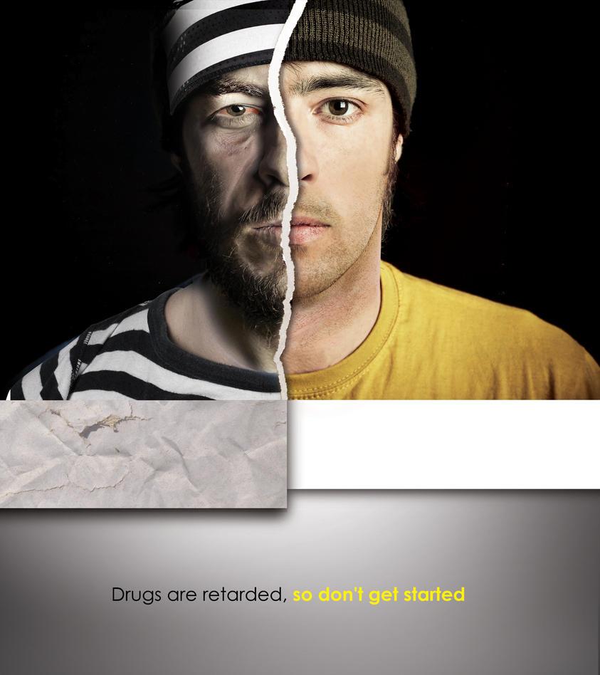 Anti drugs by Ahmadrefaat