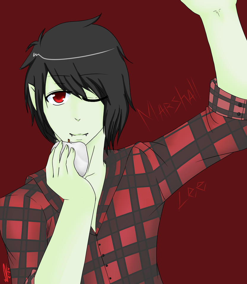 Immortalhd Marshall Face A t    marshall lee by gothgirl5410Immortalhd Marshall