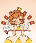 Sakura Card Captor by Naty-Ilustrada