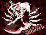 white rock shooter