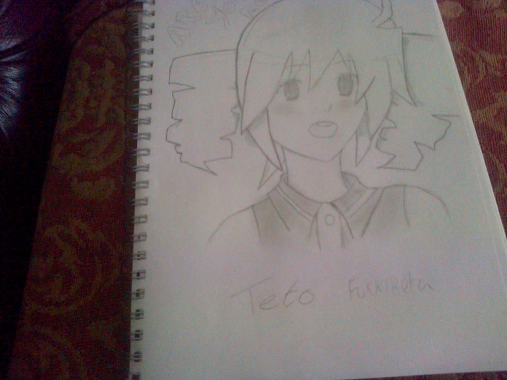 Teto drawing by epicbubble7