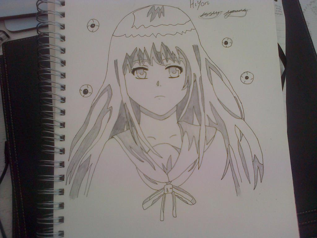 Hiyori (Noragami) by epicbubble7