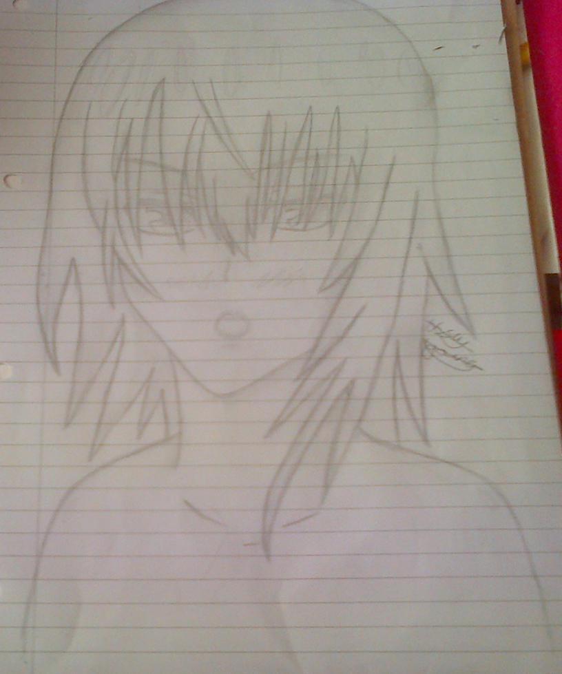 Random Girl by epicbubble7