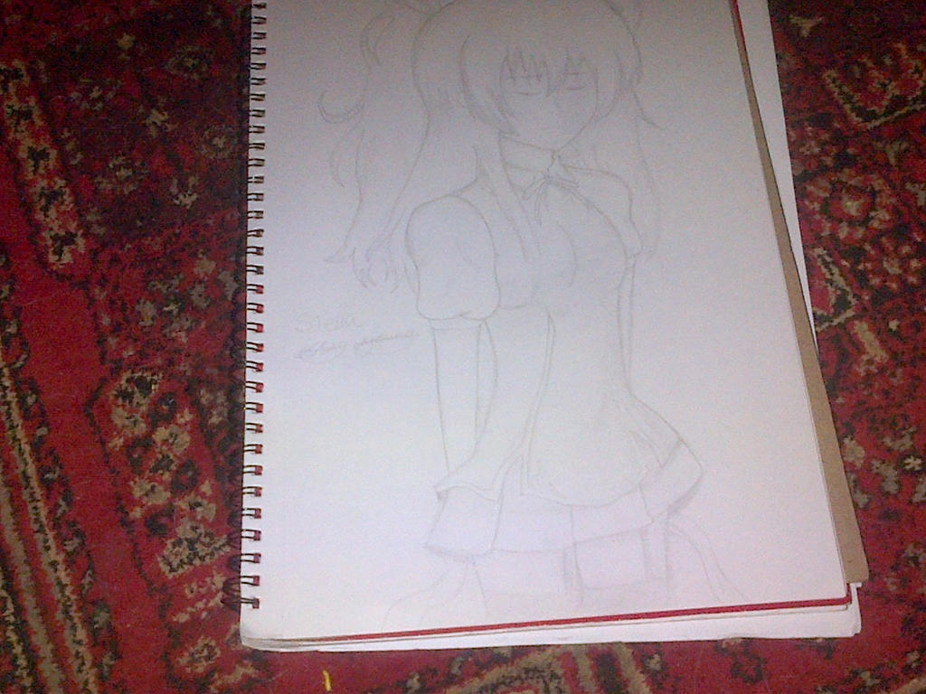 Stella (Chivalry of a failed knight) Drawing by epicbubble7
