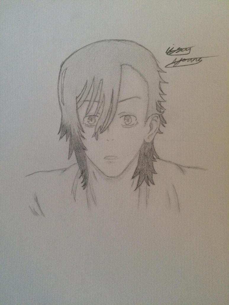 Yamato re-draw by epicbubble7