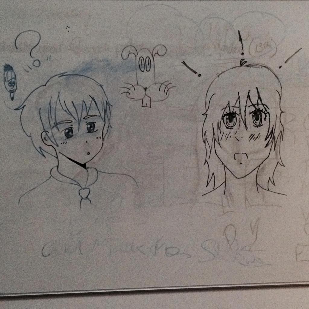 Classroom doodles by epicbubble7