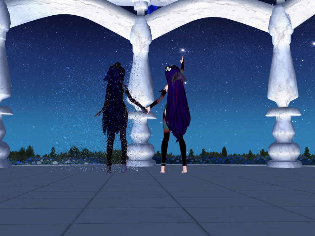 MMD Seperation by epicbubble7