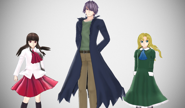 MMD another Noragami pose by epicbubble7