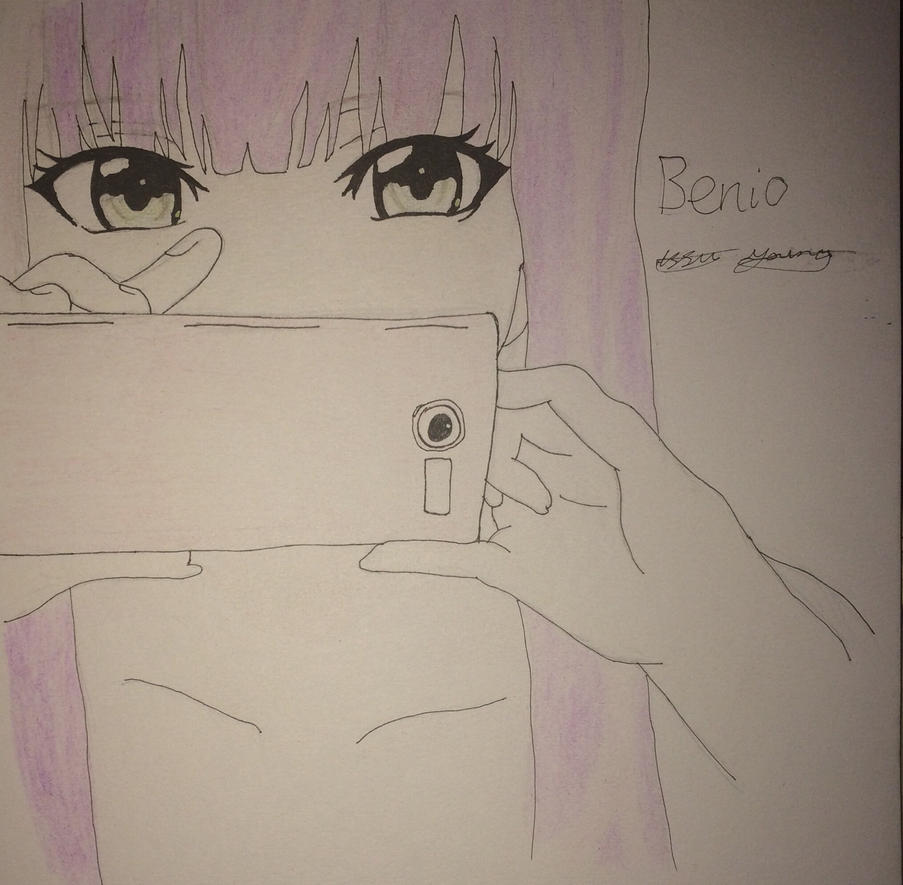 Benio from Twin Star exorcists complete by epicbubble7