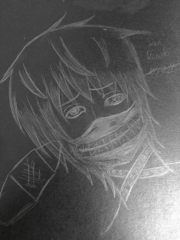 Ken Kaneki Tokyo Ghoul by epicbubble7