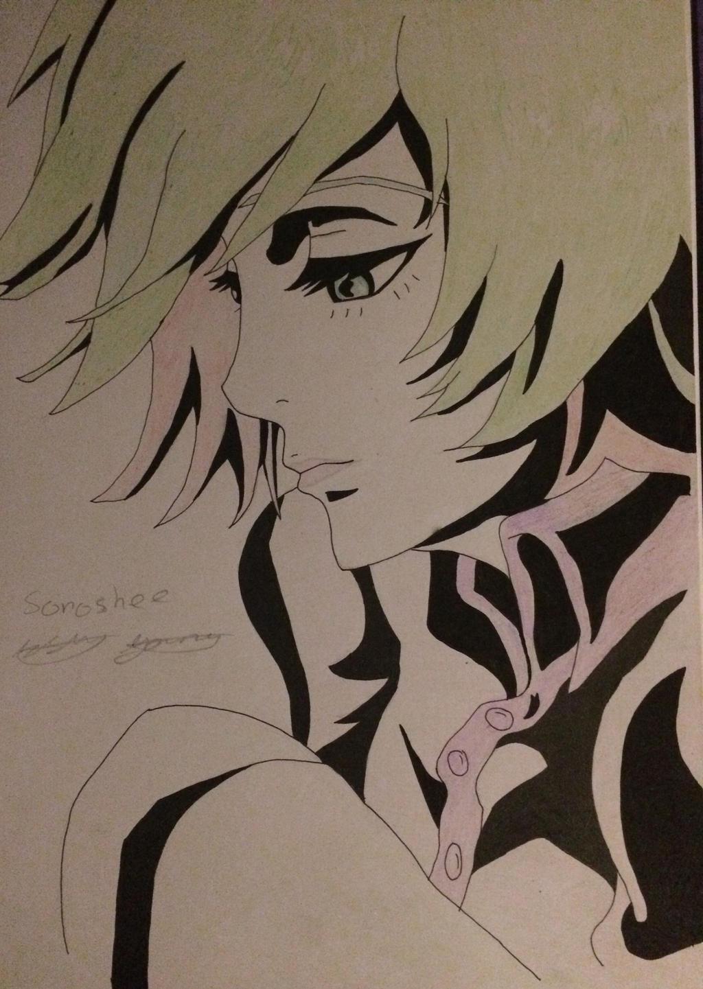 Sonoshee Redline Full Colour by epicbubble7