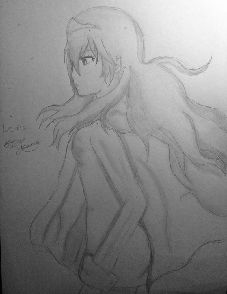 Lucina Fire Emblem by epicbubble7
