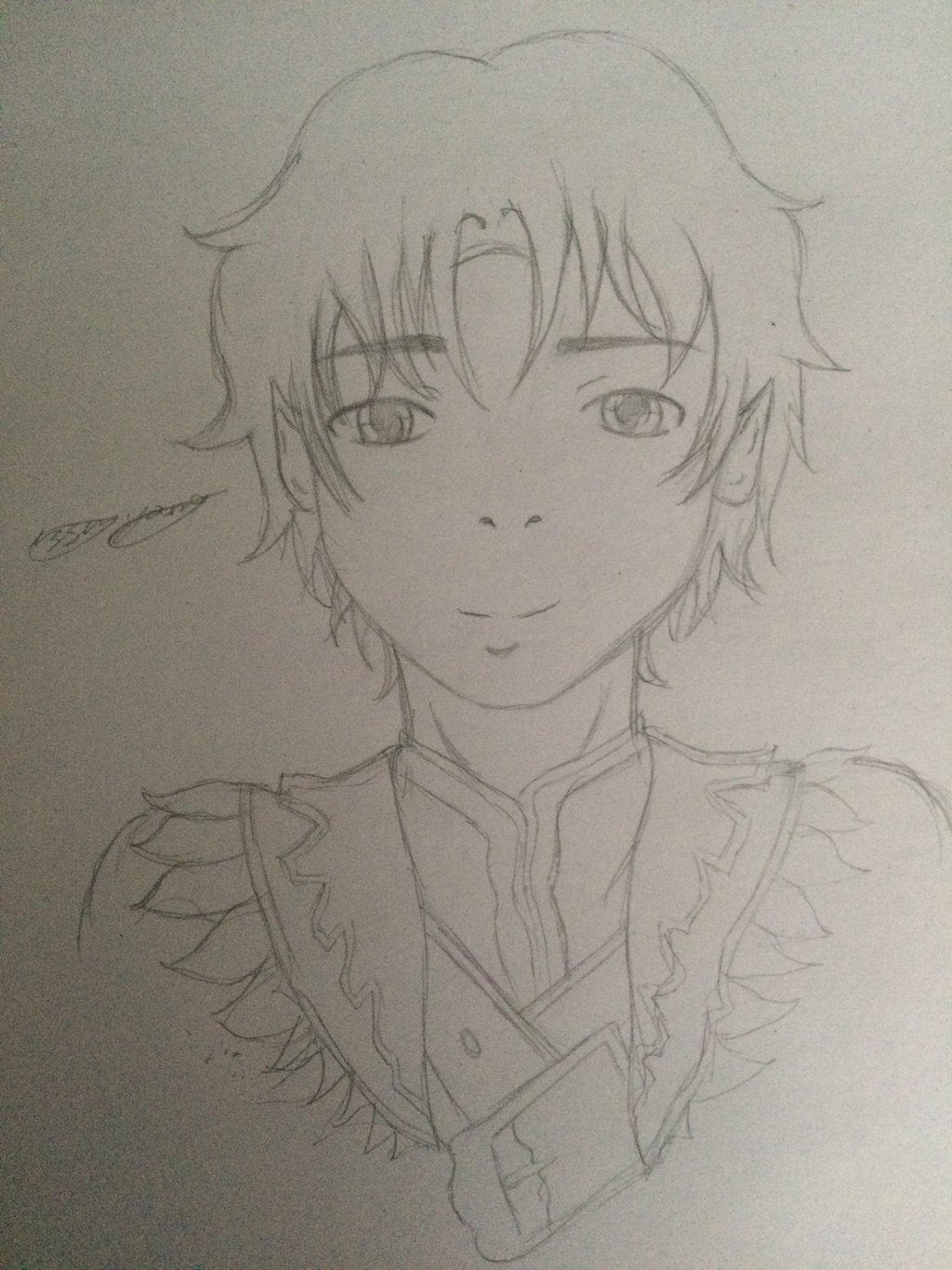 Doug from Rune Factory 4 by epicbubble7