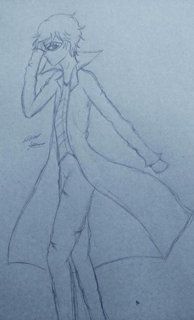 Joker persona 5 by epicbubble7