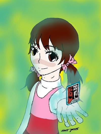 Nanako Dojima by epicbubble7