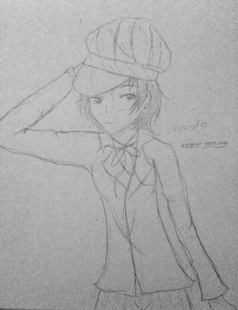Naoto Doodle  by epicbubble7