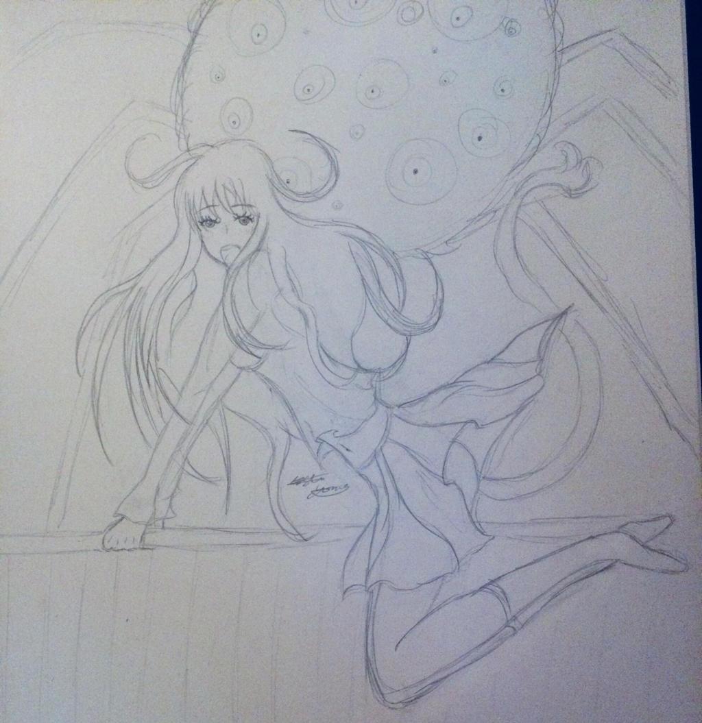 Hiyori Noragami by epicbubble7