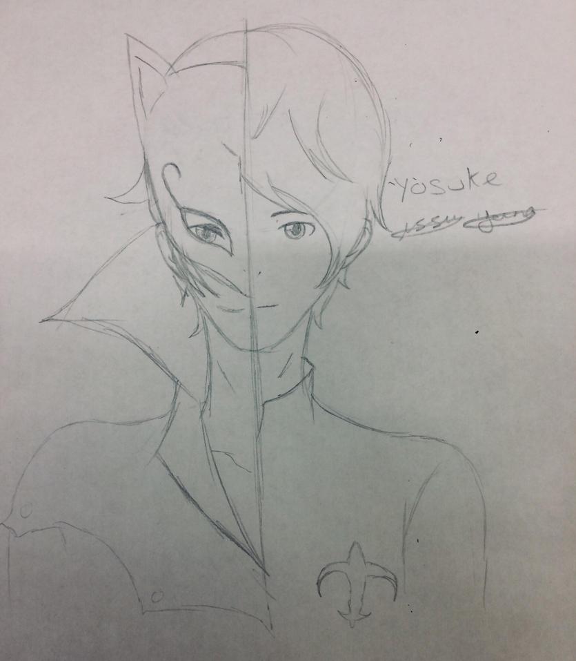 Yusuke by epicbubble7