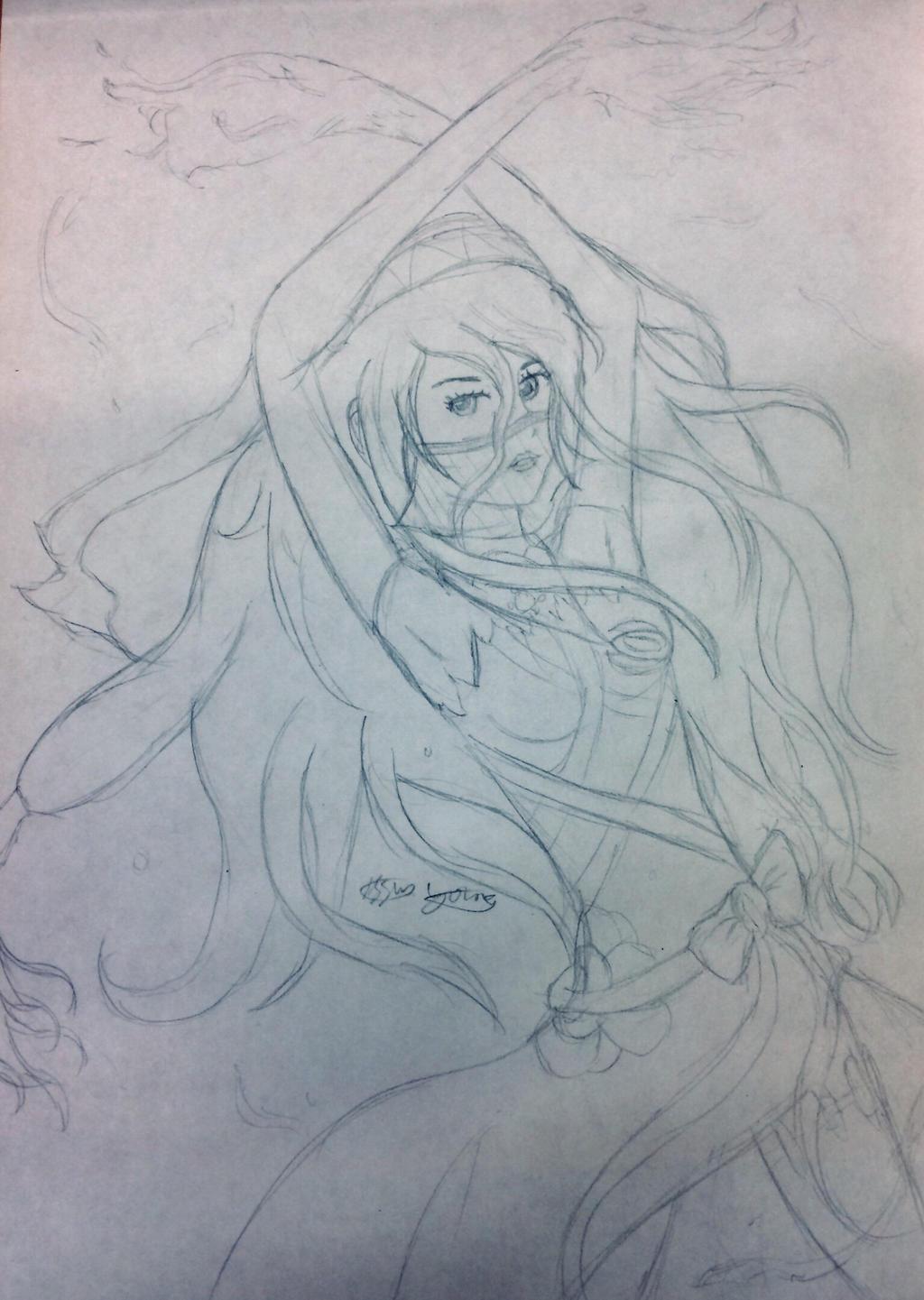 Azura (Conquest) Redraw by epicbubble7
