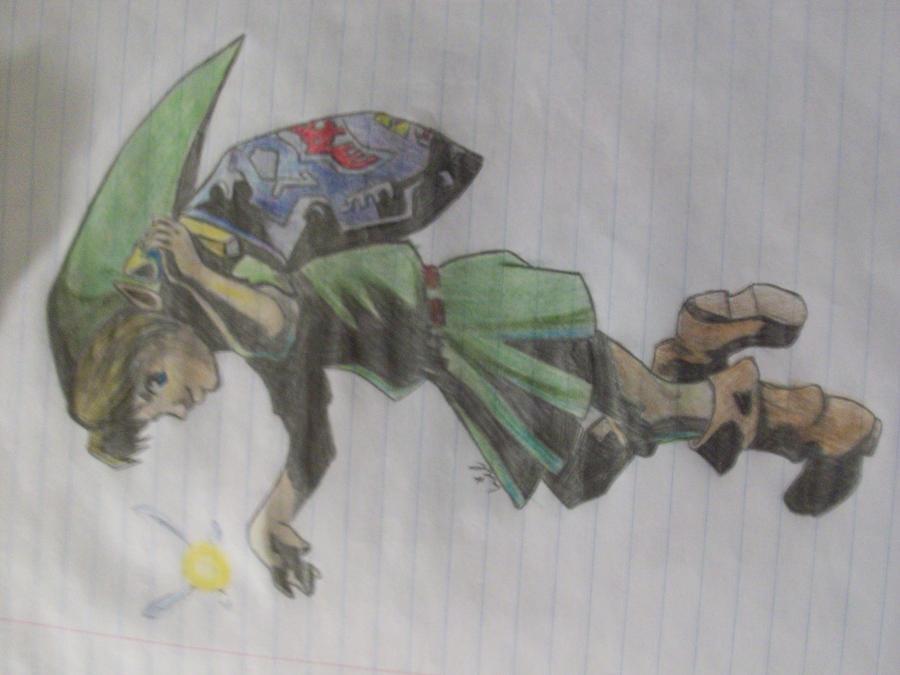 Ocarina of Time by Fuyuko36