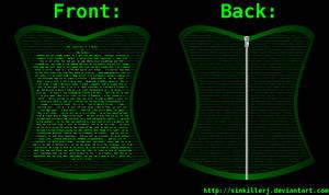 Cyberpunk Corset