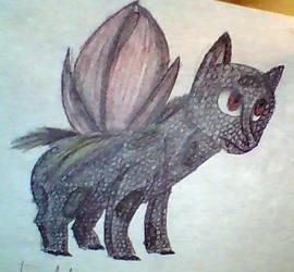 Ivysaur by Lavender-Graphite