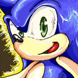 Furcadia port - Sonic by HogzCore
