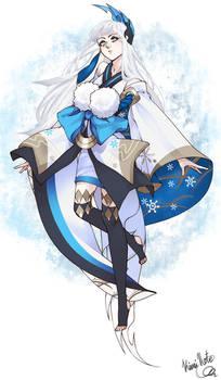 Onmyoji - Yuki Onna
