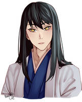 Gintama - Katsura by Kimi-Note