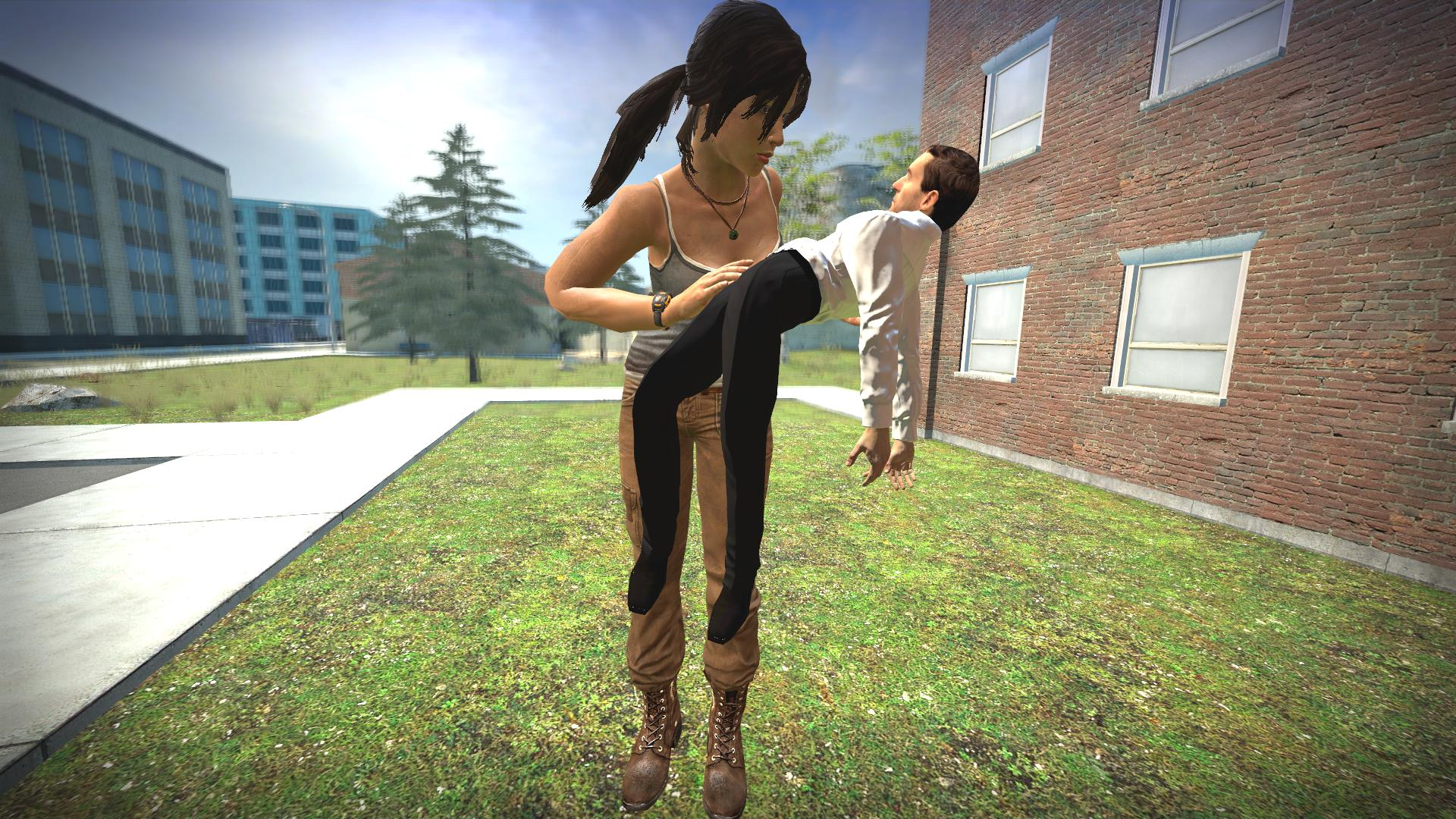 3d mini giantess xxx photos