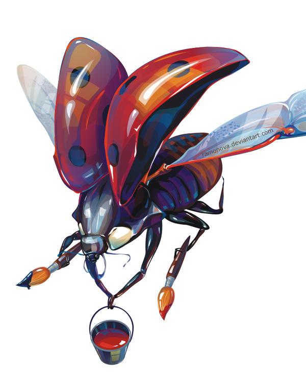 ladybird by Ramonova