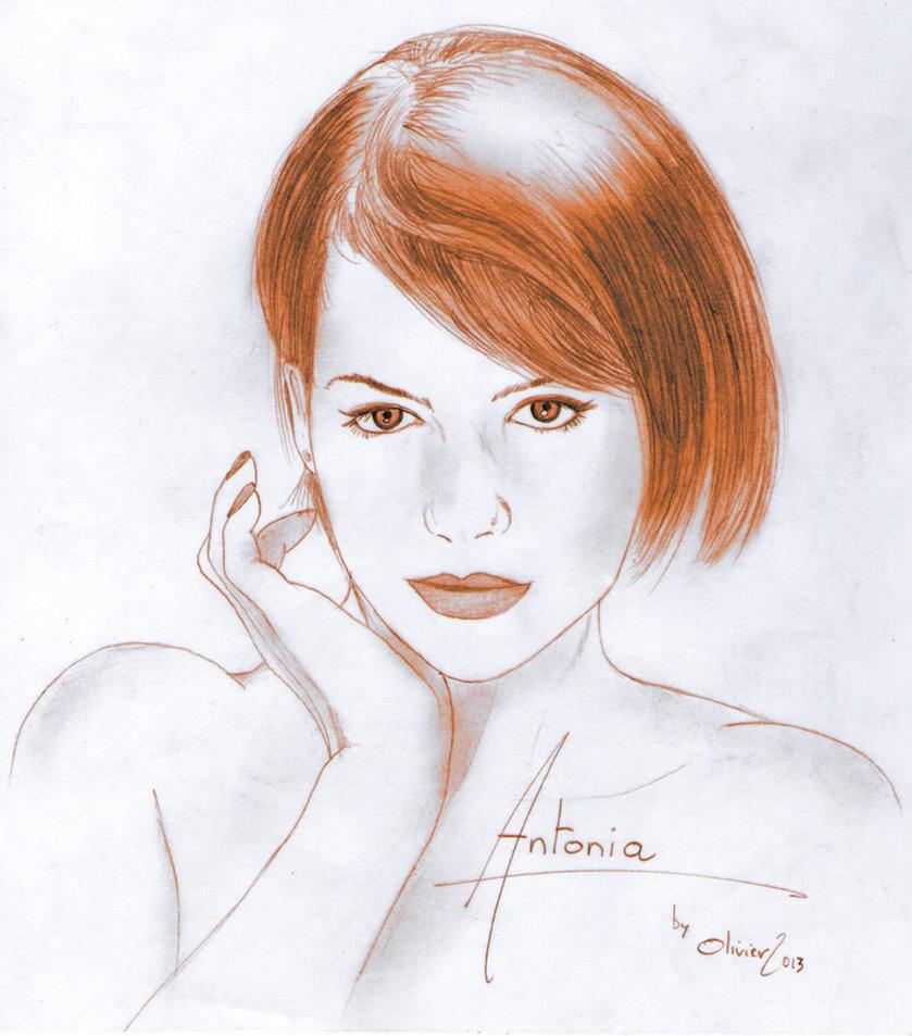 Antonia by POWER-BEAUTIES