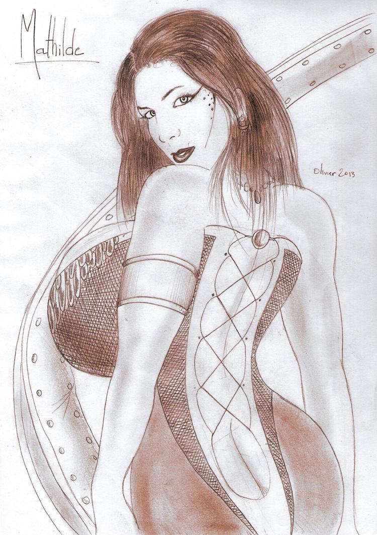 Mathilde by POWER-BEAUTIES