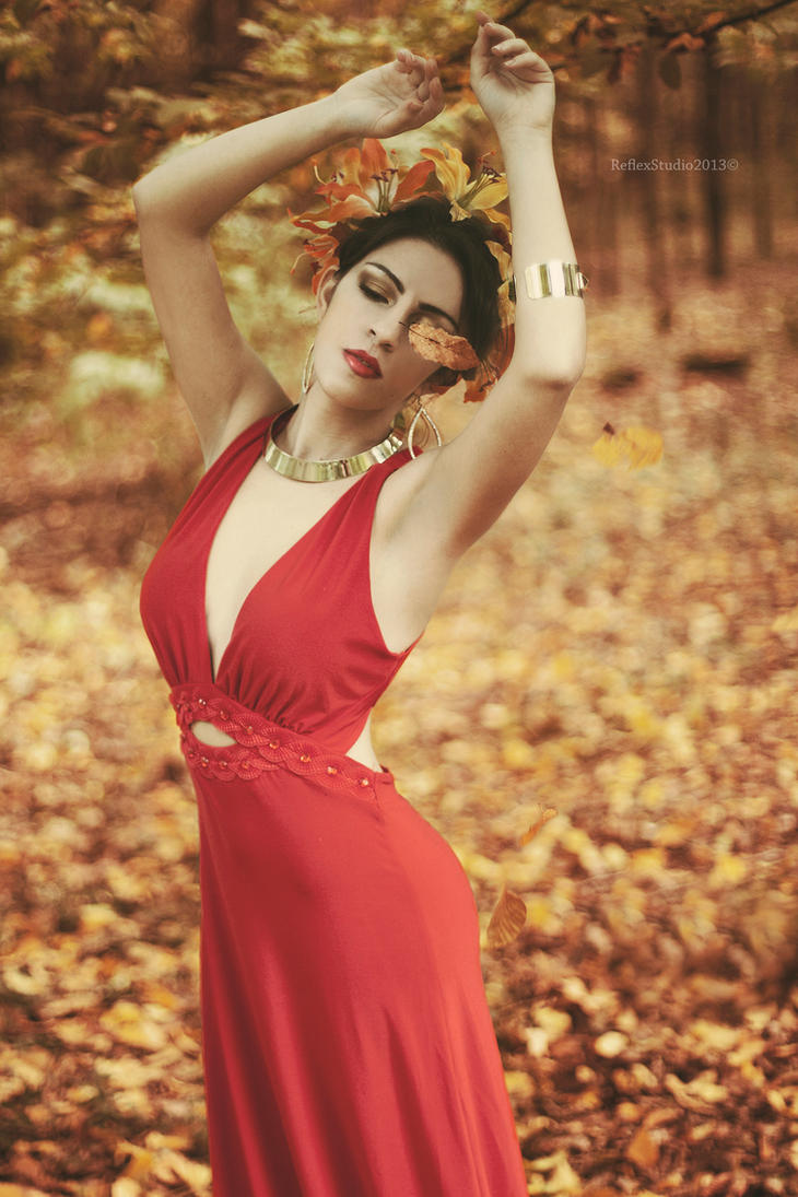 Red Autumn I by ReflexStudio
