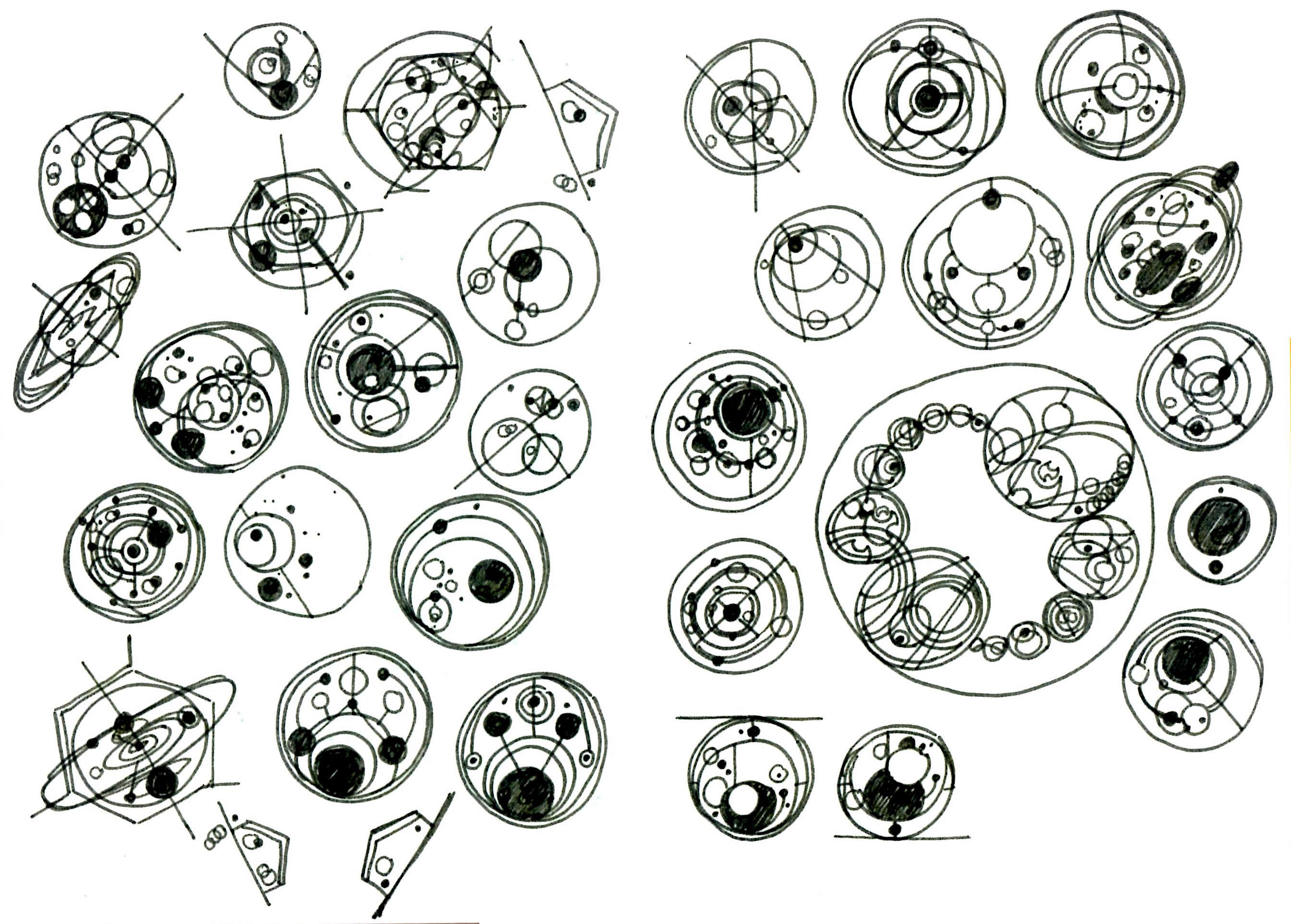gallifreyan symbols wallpaper - photo #27